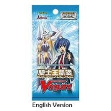 Cardfight Vanguard TCG: Triumphant Return of the King of Knights Booster