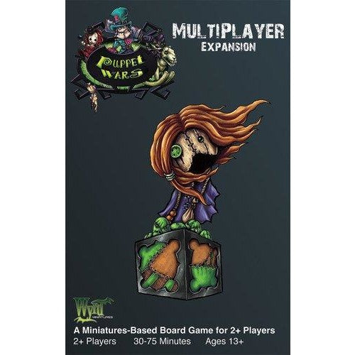 Puppet Wars: Multiplayer Booster