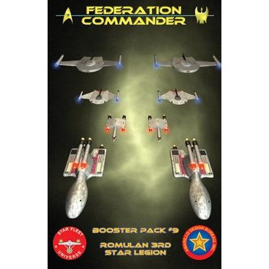 Federation Commander: Booster 9