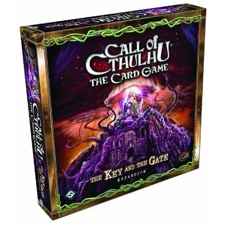 Call of Cthulhu LCG: The Key and the Gate Deluxe Expansion