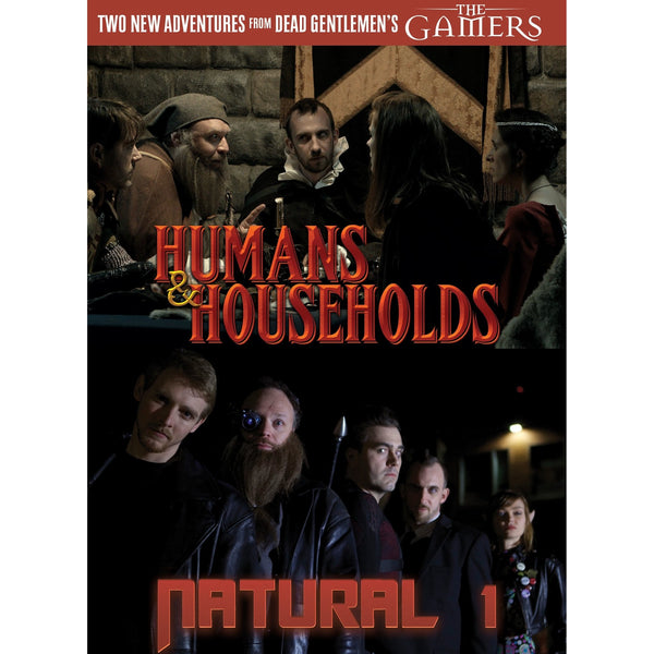 The Gamers: Humans and Households / Natural One DVD