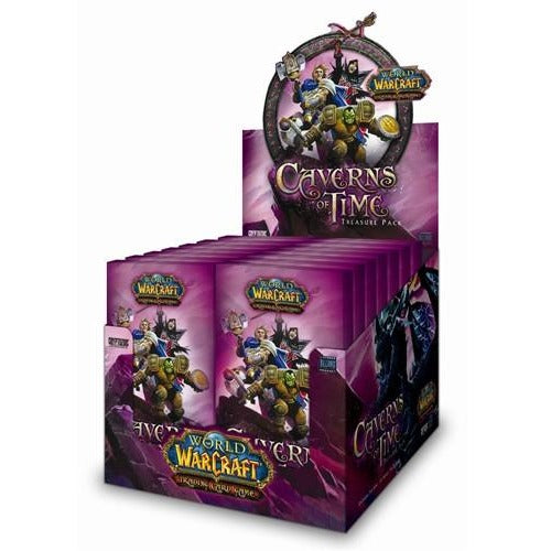 World of Warcraft CCG: The Caverns of Time Treasure Display