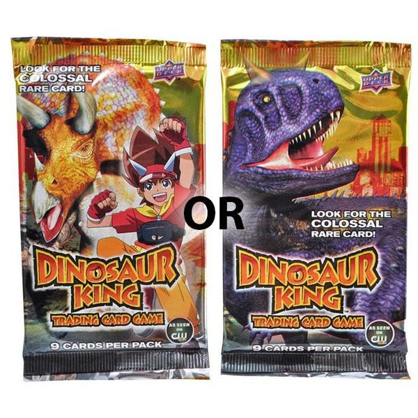 Dinosaur King TCG: Booster Pack