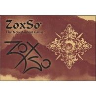 ZoxSo (Boxed Board Game)