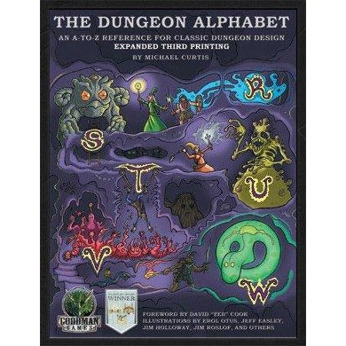 Dungeon Alphabet: Expanded Edition