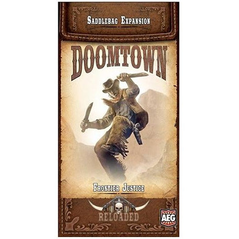 Doomtown: ECG Expansion Saddlebag 4 - Frontier Justice