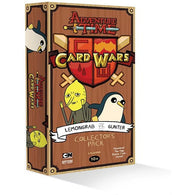 Adventure Time Card Wars: Lemongrab vs Gunter Deck