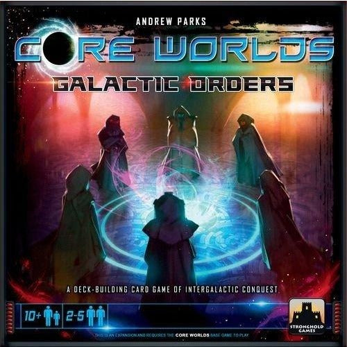 Core Worlds: Galactic Orders Expansion