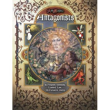 Ars Magica: Antagonists Hardcover