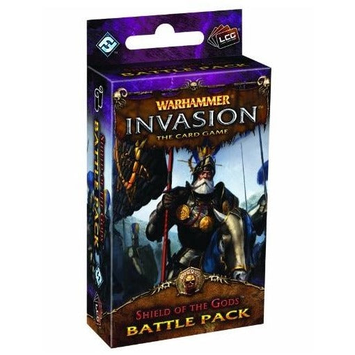 Warhammer Invasion LCG: Shields of the Gods Battle Pack
