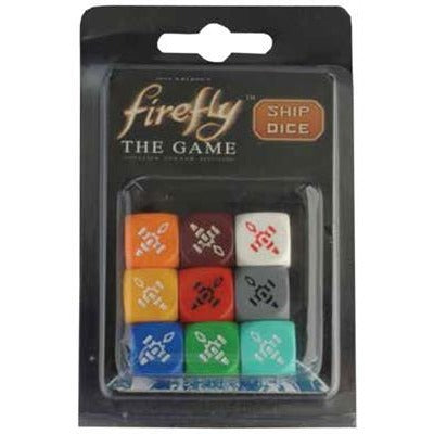 Firefly: The Game - Ship Dice