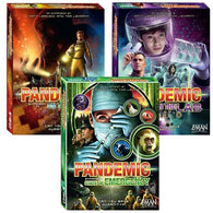 Pandemic Bundle: On The Brink / In The Lab / State of Emergency Expansions