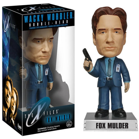 Wacky Wobbler: X-Files - Fox Mulder