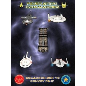 Federation Commander: Squadron Box 10