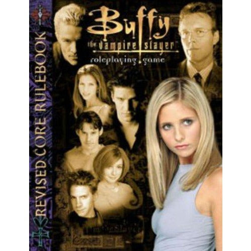 Buffy the Vampire Slayer RPG: Revised Core Rules