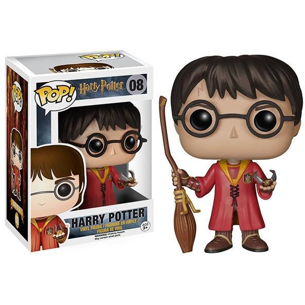 Pop! Movies: Harry Potter - Harry Potter Quidditch
