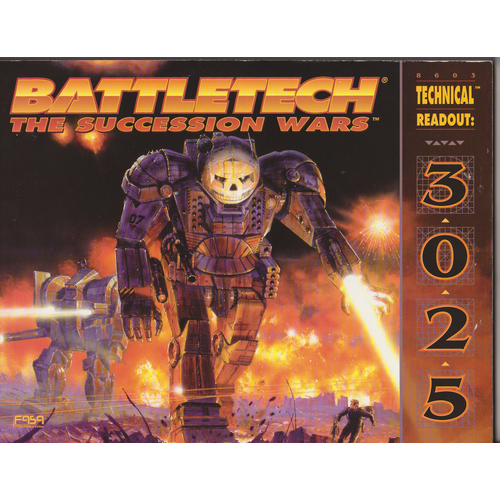 BattleTech: Technical Readout 3025