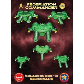Federation Commander: Squadron Box 13