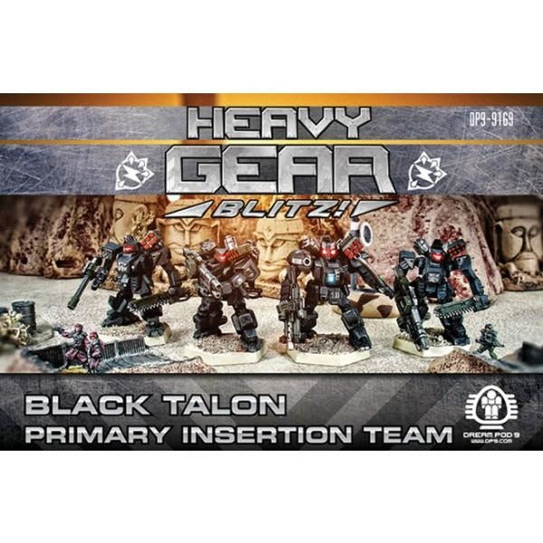Black Talon Primary Insertion Team