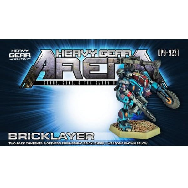 Bricklayer Two-pack