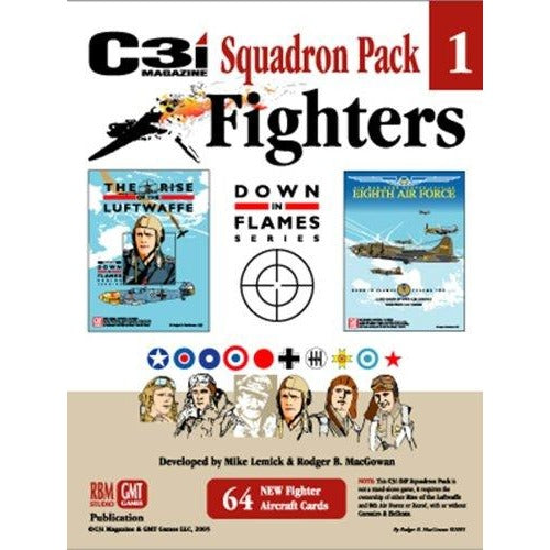 Down in Flames: Squadron Fighter Pack