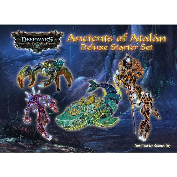 DeepWars: Ancients of Atalan Deluxe Starter Set