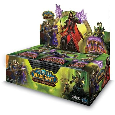 World of Warcraft CCG: Timewalkers Betrayal of the Guardian Booster