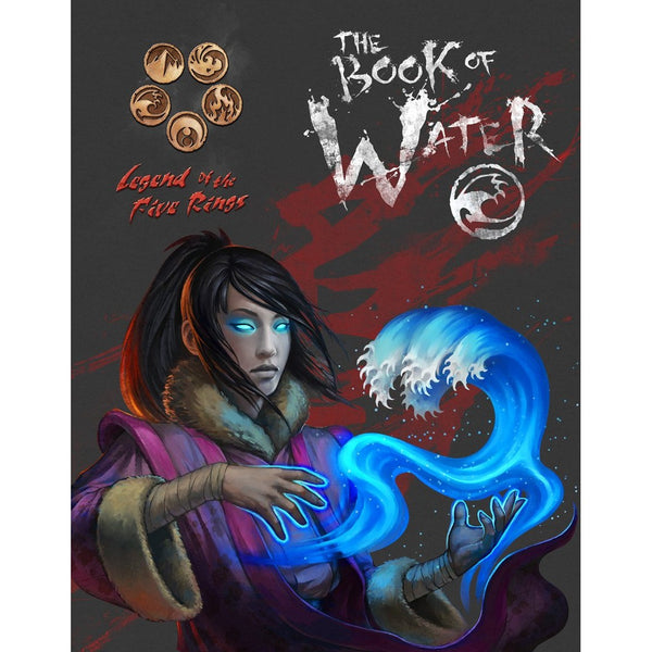 Legend of the Five Rings RPG: Book of Water