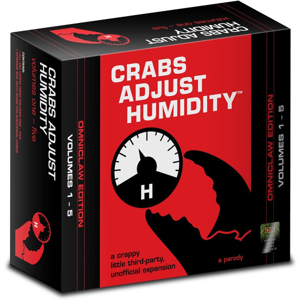 Crabs Adjust Humidity: Omniclaw Edition