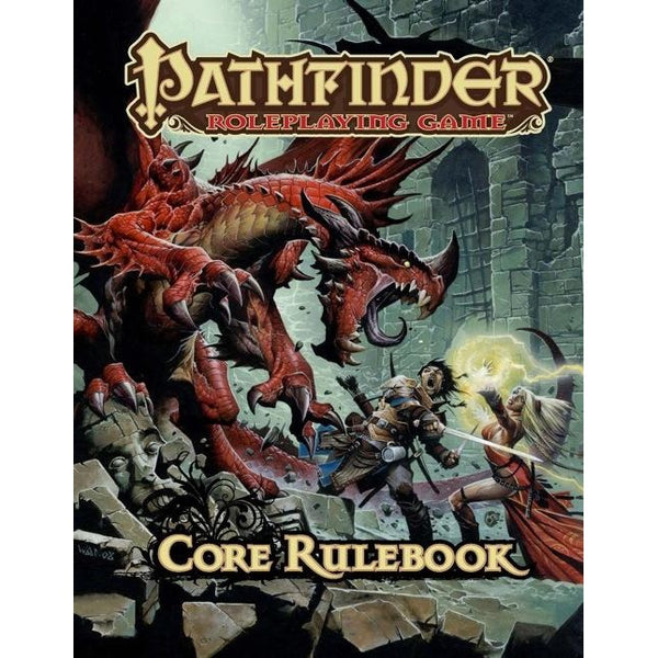 Pathfinder: Core Rulebook Hardcover