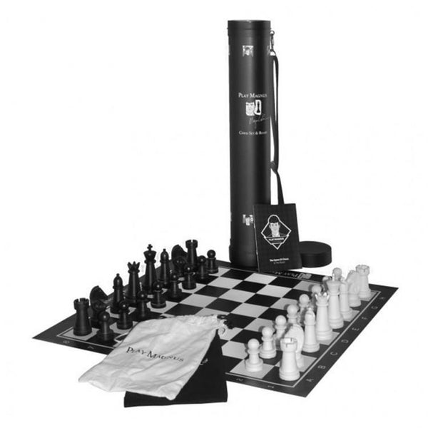 Chess Set: Magnuss Signature Champion
