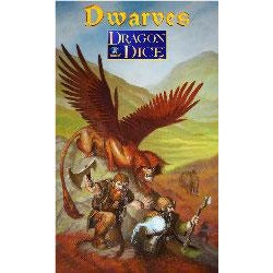 Dragon Dice: Kickers - Dwarf
