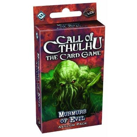 Call of Cthulhu LCG: Murmurs of Evil Asylum Pack