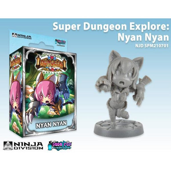 Super Dungeon Explore: Nyan-Nyan