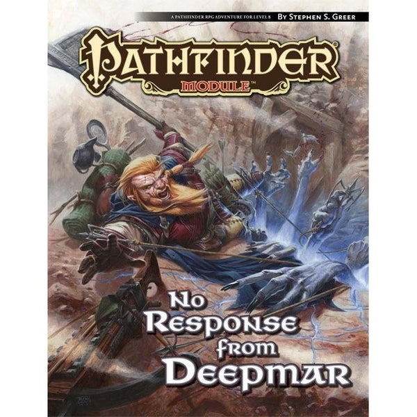 Pathfinder Module: No Response From Deepmar