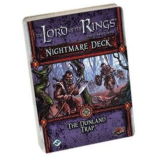Lord of the Rings: Dunland Trap Nightmare Deck