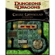 Dungeons and Dragons RPG: Castle Grimstead Dungeon Tiles