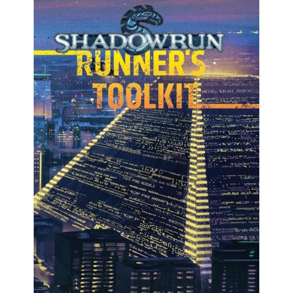 Shadowrun RPG: Runners Toolkit