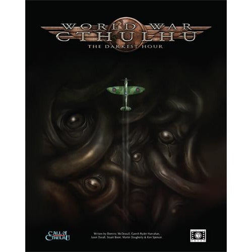 Call of Cthulhu: World War Cthulhu - The Darkest Hour