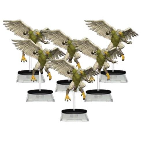 Attack Wing: Dungeons and Dragons Wave Two Aarakocra Expansion