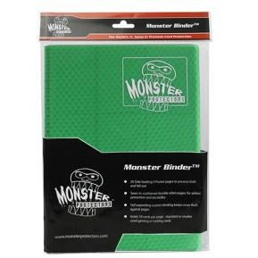 Binder: 9pkt Monster Holofoil Gr