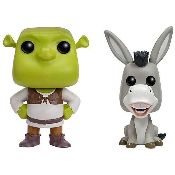 POP! Movies Bundle: Shrek - Shrek and Donkey