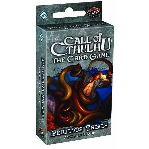 Call of Cthulhu LCG: Perilous Trails Asylum Pack