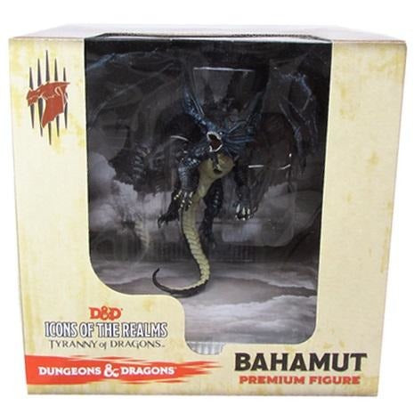 Dungeons and Dragons Fantasy Miniatures: Icons of the Realms Bahamut