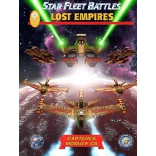 Star Fleet Battles: Module C6 - Lost Empires