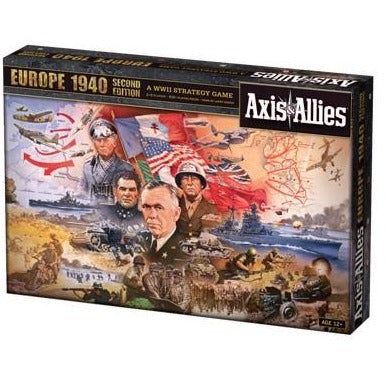 Axis and Allies Europe 1940 (reprint)