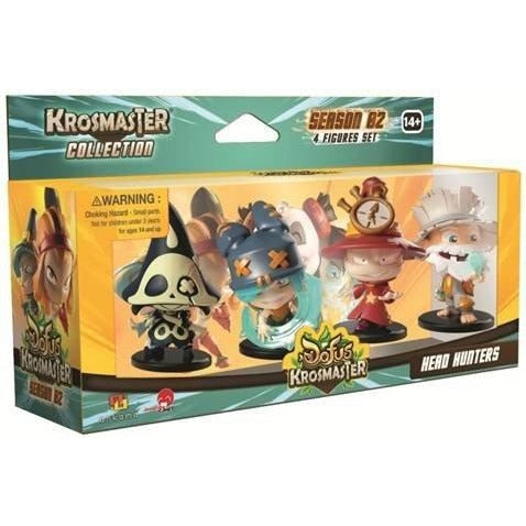 Krosmaster Arena  Seasons 2  Exp3
