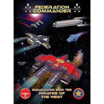 Federation Commander: Squadron Box 22