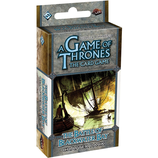 A Game of Thrones LCG: Battle of Blackwater Bay Chapter Pack