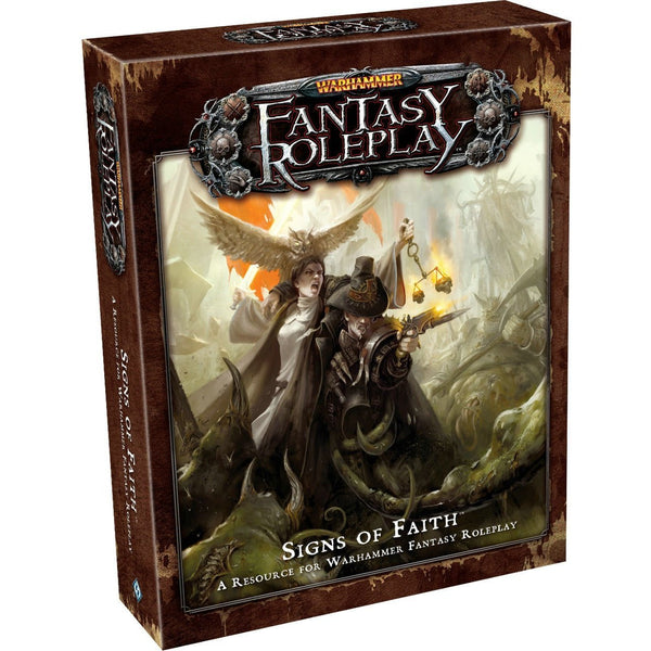 Warhammer Fantasy RPG: Signs of Faith
